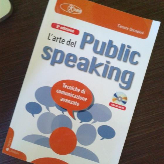 Letture – L'Arte del public speaking