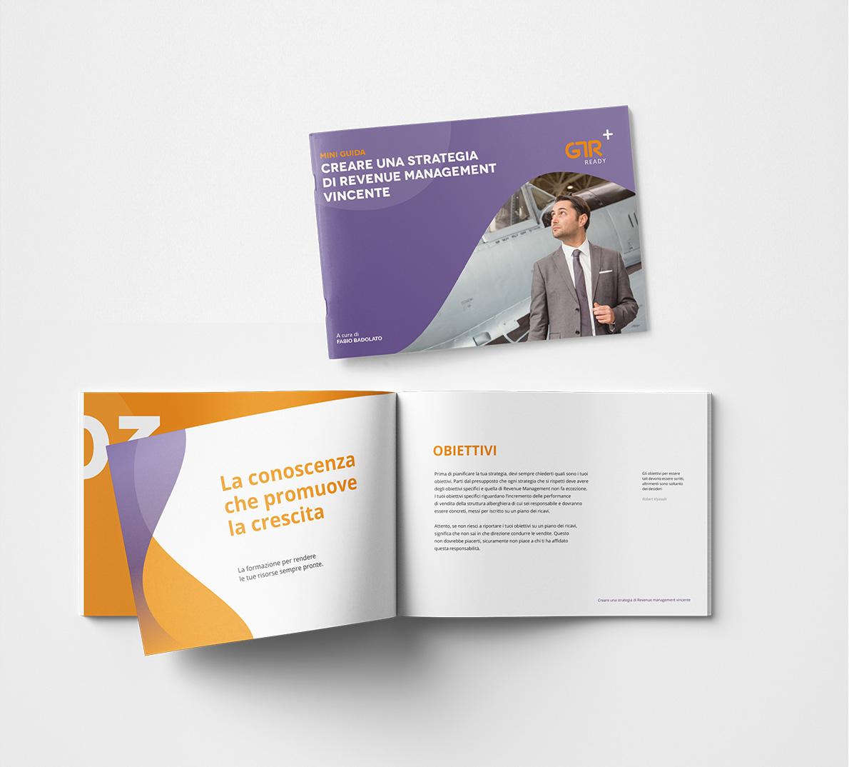 Progettazione brochure istituzionale