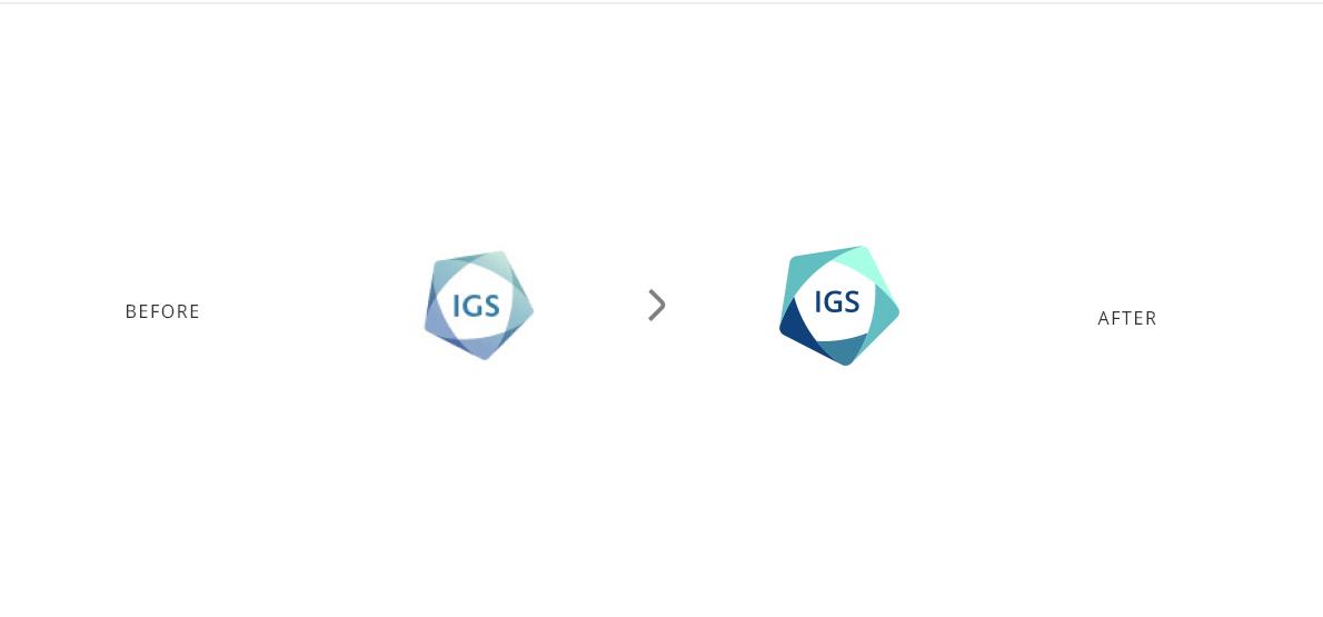 logo rebranding ital gas storage